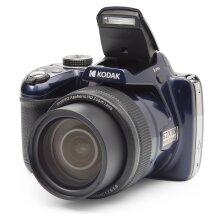 Kodak PixPRO AZ528 Astro Zoom BSI-CMOS Bridge Digital Camera - 16MP 52X 1080p Wi-Fi (Midnight Blue)