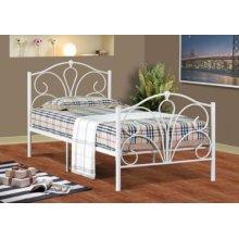 Scarlet Metal Bed Frame