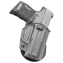 Fobus USA FOBUS 365ND Holster Evolution Paddle Sig P365 Right Hand, Black
