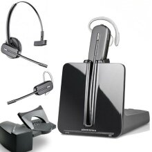 New Plantronics CS540 Wireless Headset with Remote Answering