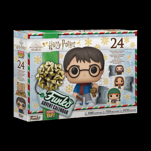 Advent Calendar: Harry Potter