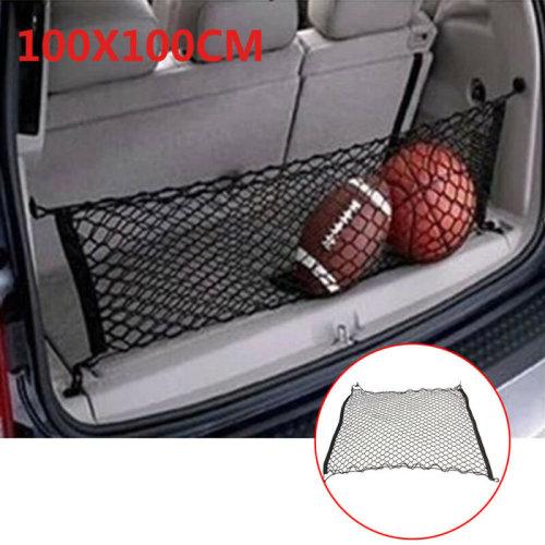 Car Cargo Boot Trunk Storage Organizer Luggage SUV hatchback Tidy Net 100x100cm