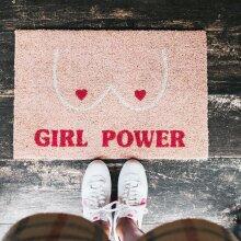 Fisura Girl Power Door Mat