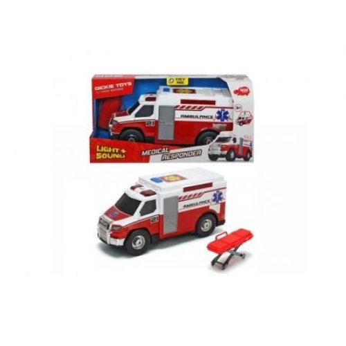 Dickie Toys Action Series 30Cm Medical Responder