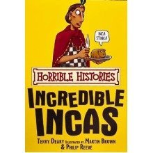 The Incredible Incas - Used