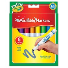 Crayola My First Crayola Markers (Pack of 8)