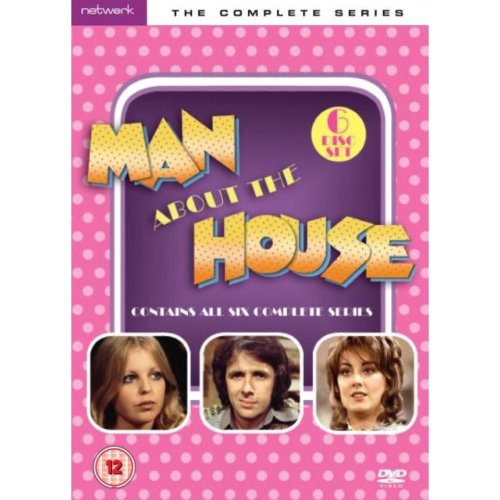 Man About The House - The Complete Series DVD [2008]