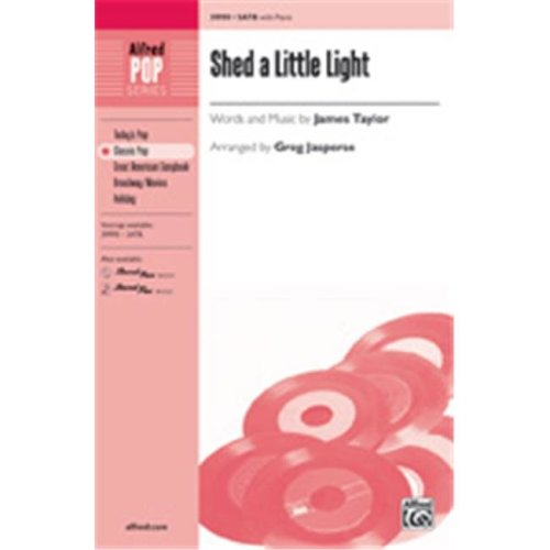 Alfred 00-39999 SHED A LITTLE LIGHT-STRX CD
