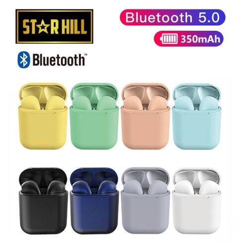 i12 Wireless Earphones Bluetooth Headphones S10 XS
