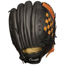 champion Sports Leather Front Fielders glove (Left-Handed, 11-Inch)