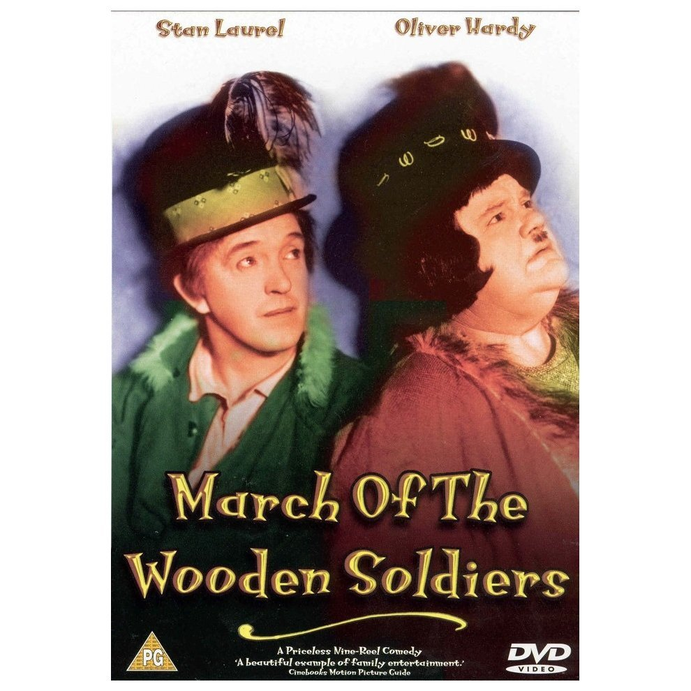 March Of The Wooden Soldiers DVD [2003]