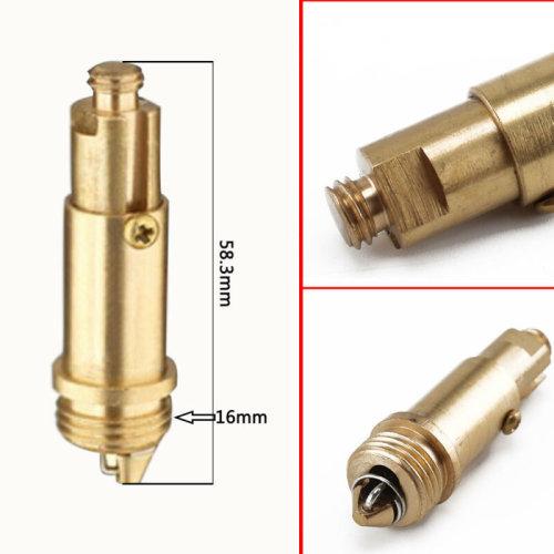 Sink Bath Basin Waste Pop Up Click Spring Plug Bolt With Plug A1128