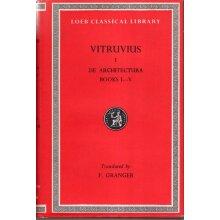 On Architecture: Bks.I-V v. 1 (Loeb Classical Library) , Vitruvius - Used