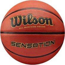 Wilson Sensation Basketball Ball - Size 5-7 (UK2020)