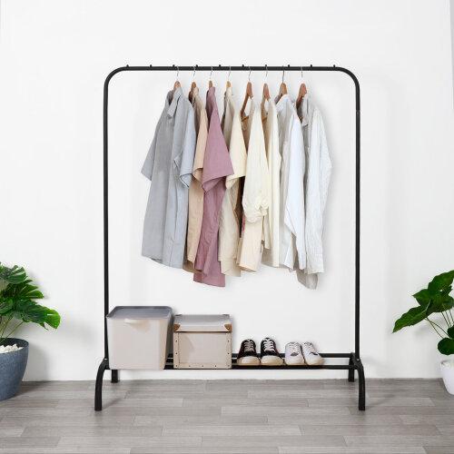Heavy Duty Clothes Rail Storage Garment Hanging Display Stand Fashion
