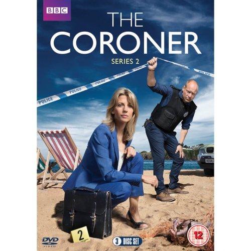 The Coroner Series 2 DVD [2017]