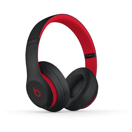 Beats Solo3 Wireless On-Ear Headphones – Black & Red