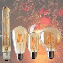Vintage Filament LED Edison Bulb Dimmable E27Light