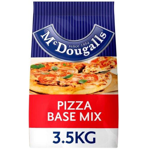 McDougalls Pizza Base Mix - 4x3.5kg
