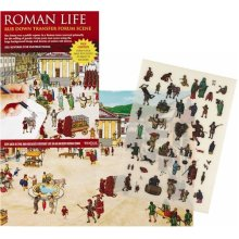 Roman Life - Rub Down Transfers Forum Scene