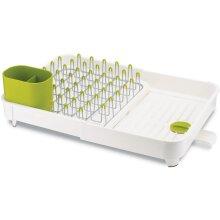 Joseph Joseph Extend Expandable Dish Rack - White/Green