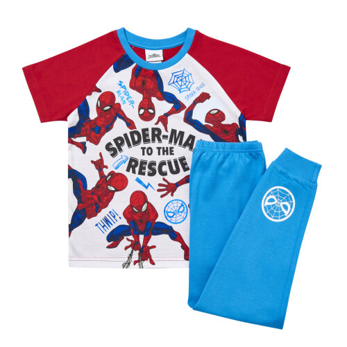 Boys Spiderman Pyjamas