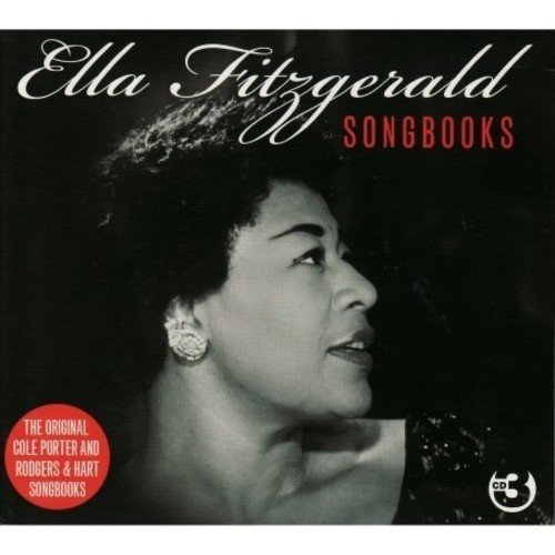 Ella Fitzgerald - Sings the Porter, Rodgers and Hart Songbooks [CD]