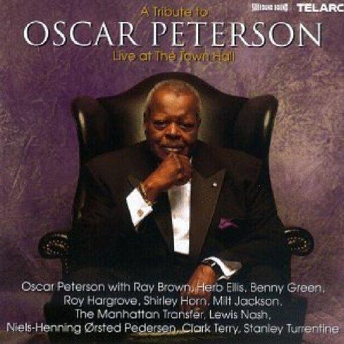 Oscar Peterson - Tribute [CD]