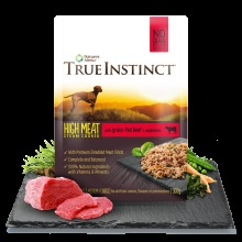True Instinct High Meat for Adult Dogs (8 x 300g)