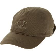 "CP company Khaki Green undersixteen goggle Age 9-14 (M) 21"" circumference baseball trucker cap hat Not Stone Island Jumper Coat Jacket Jeans Top"