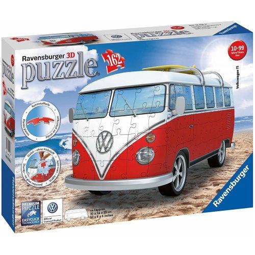Ravensburger 3D Jigsaw Puzzle - VW Camper Van 162 pc