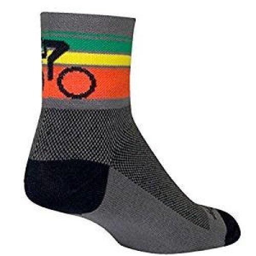 "Socks - Sockguy - Classic 3"" - Tuck S/M Cycling/Running"