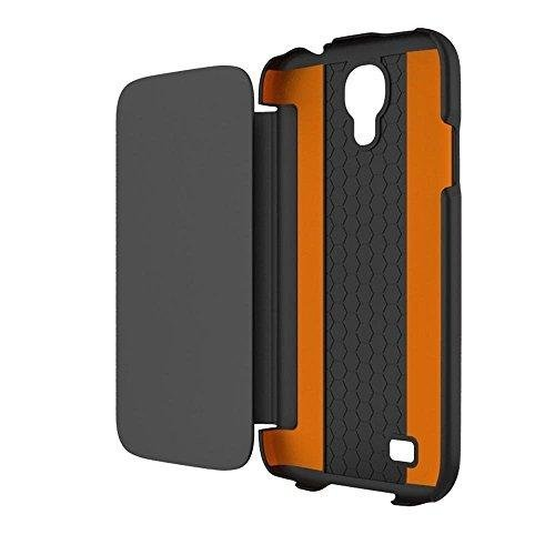 Tech21 D30 Impact Snap Case with Cover For Samsung Galaxy S4 - Black