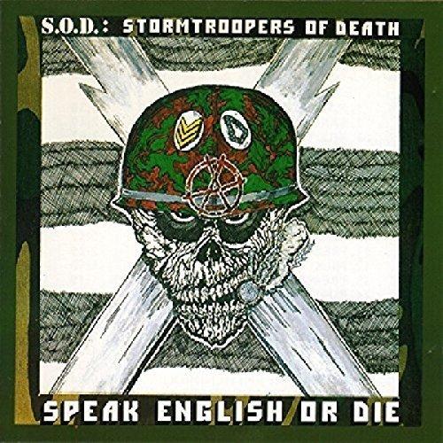 Stormtroopers of Death - Speak English or Die [CD]