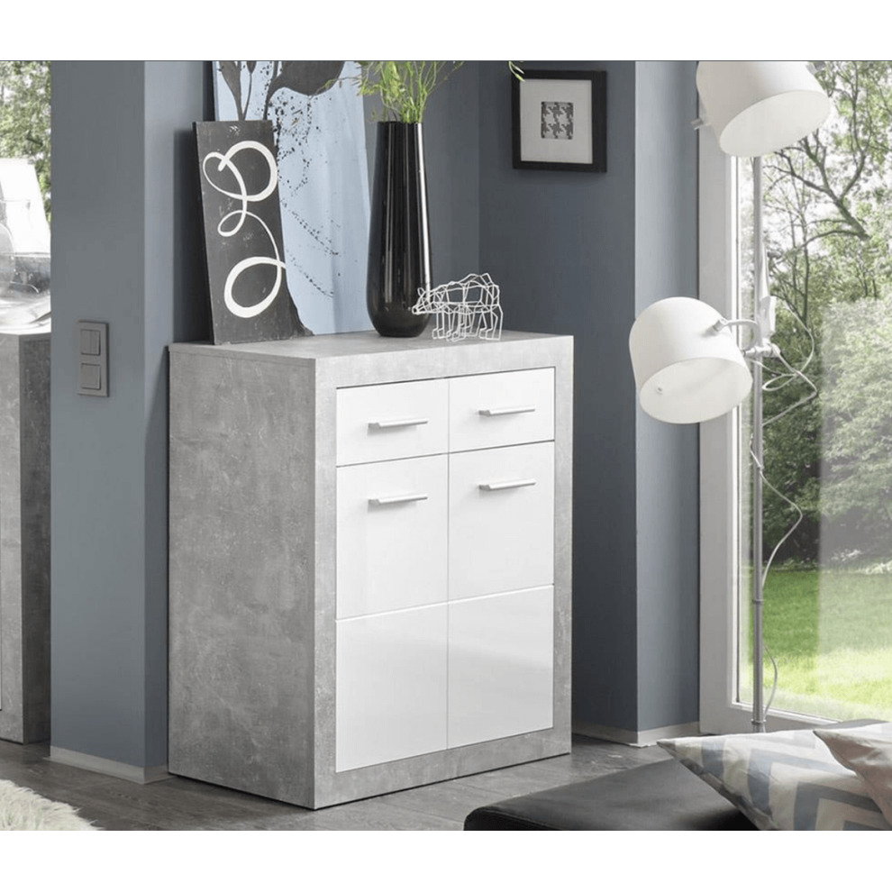 Small Sideboard Console Cabinet
