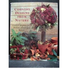 Country Designs from Nature - Used