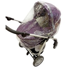 Raincover Compatible with Mamas And Papas Sola Luna Urbo Carrycot Ventilated (198)
