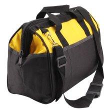 16 Inch Tool Bag Hard Bottom Toolbag Heavy Duty Tool Case Tools Case