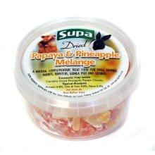 Supa Small Animal Treats Papaya & Pineapple 225ml (Pack of 6)