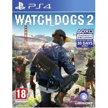 Watch Dogs 2 PS4 Game - Used