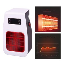 Mini Heater for Office Household  Heater Defrosting Fast Heat Plug-in