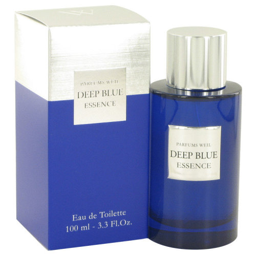 Deep Blue Essence by Weil Eau De Toilette Spray 3.3 oz