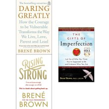 Brene Brown Collection 3 Books Set