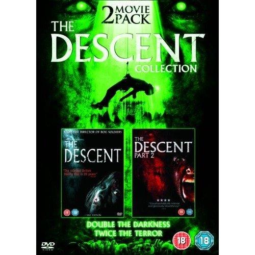 The Descent / The Descent - Part 2 DVD [2010]