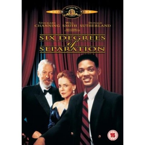 Six Degrees Of Separation DVD [2003]