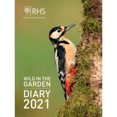 Royal Horticultural Society Wild in the Garden Pocket Diary 2021 by Royal Horticultural Society