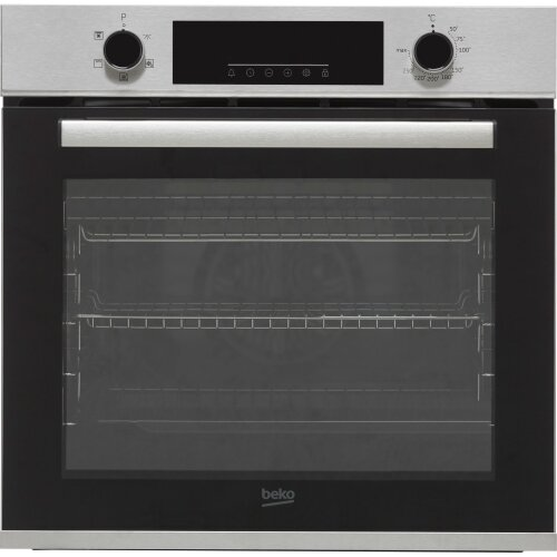 Beko AeroPerfect BBRIF22300X Built In Electric Single Oven - Stainless Steel