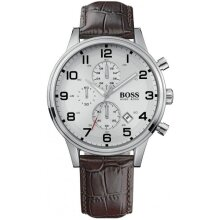 Hugo Boss Aeroliner Men's Watch HB1512447 New with Tags