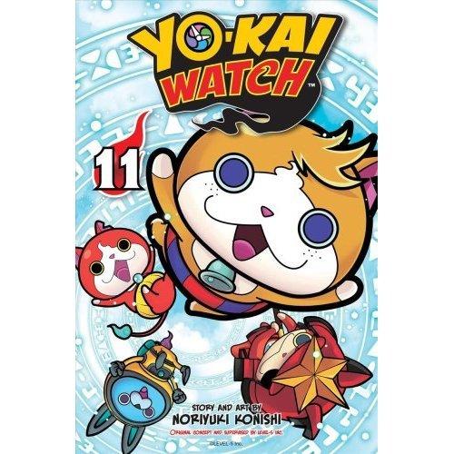 YO-KAI WATCH, Vol. 11