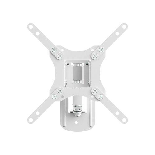 """King Multi Position Full Motion TV Wall Mount by TV Furniture Direct (2. Up To 39"""", White)"""